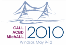 2010 Conference Logo